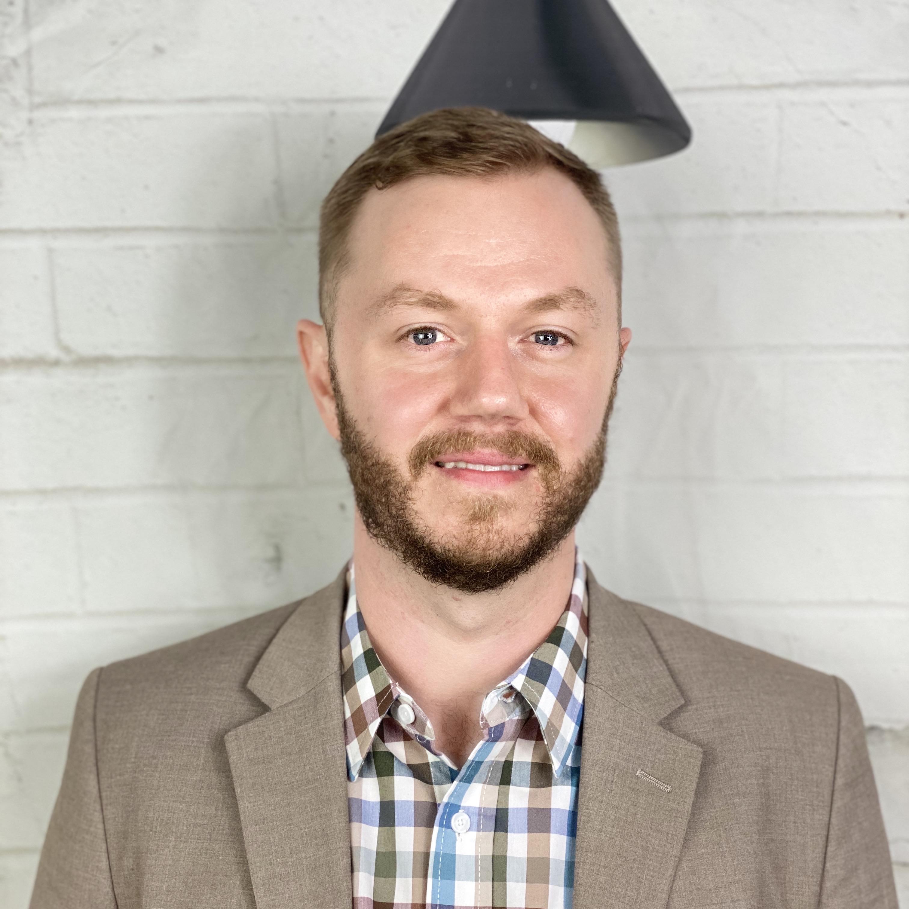 Michael Pryor Headshot